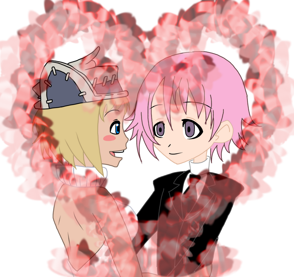 Commission- Crona and Patty wedding by NoxidamXV