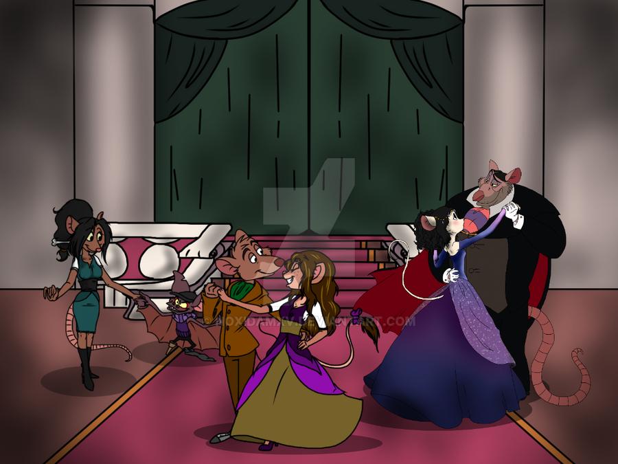 Danse Des Souris Et Des Rats by NoxidamXV