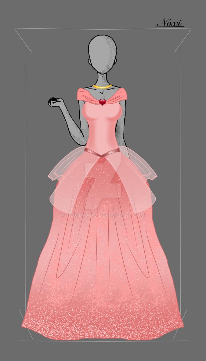 Royal Dress Adoptable [CLOSED] by NoxidamXV