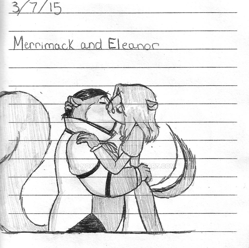 Merrimor/Eleamack by NoxidamXV