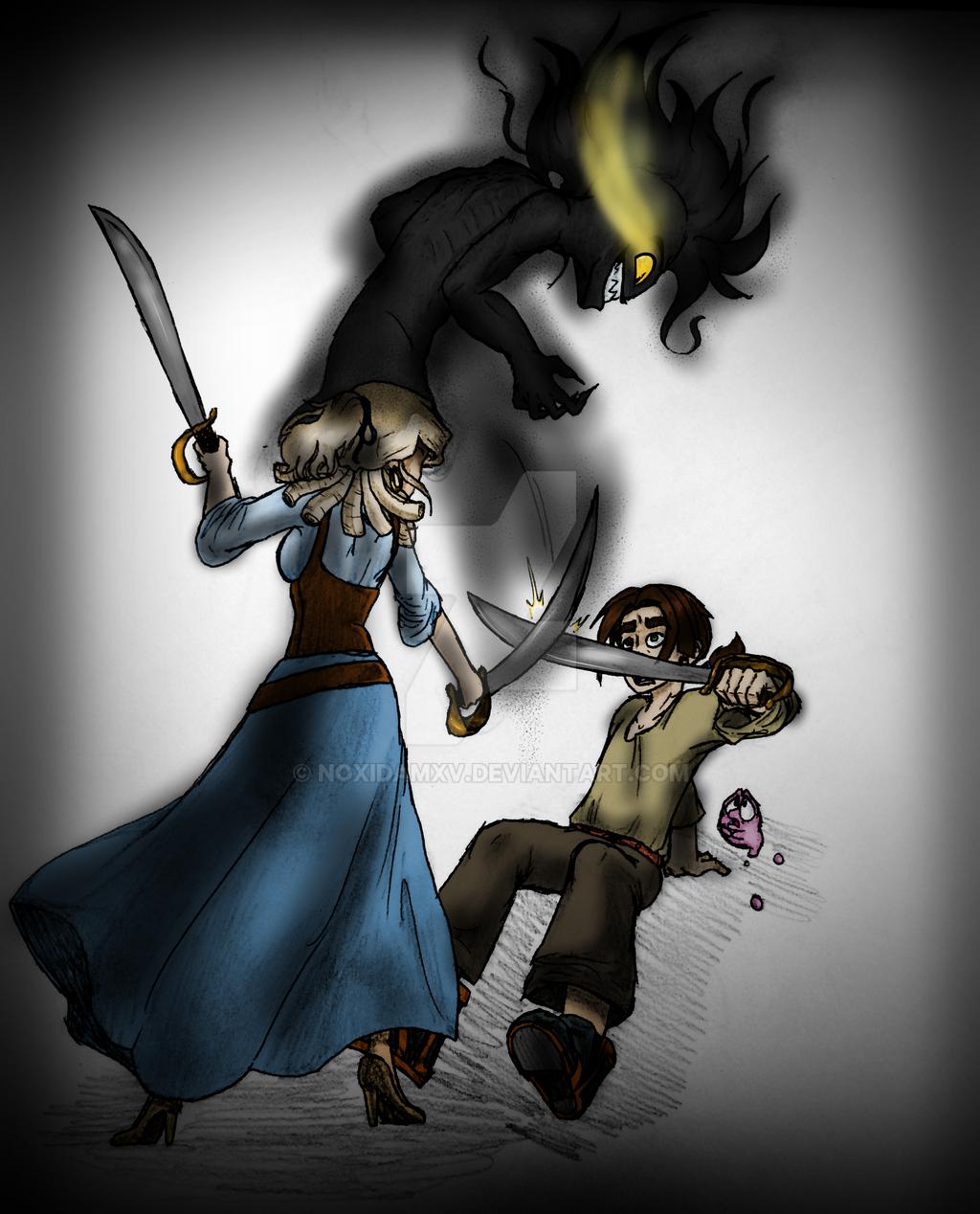 A Dark Mutiny by NoxidamXV