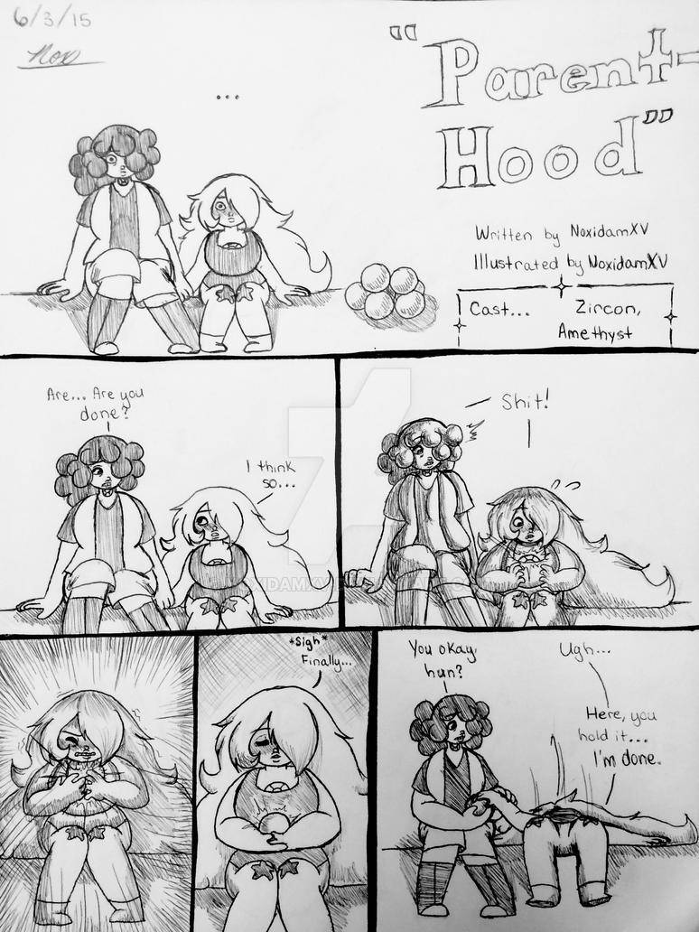Parenthood by NoxidamXV