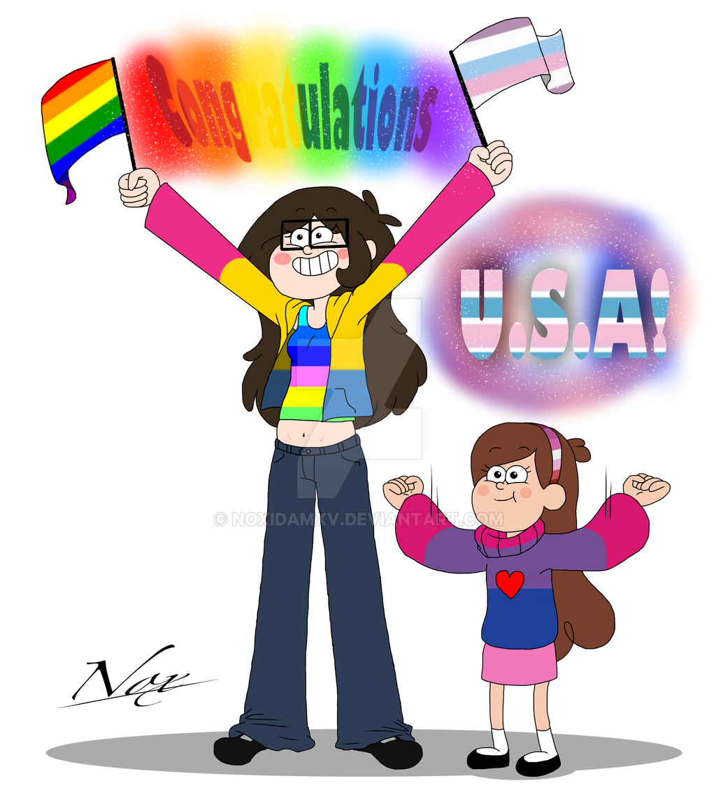 50 States of Gay by NoxidamXV