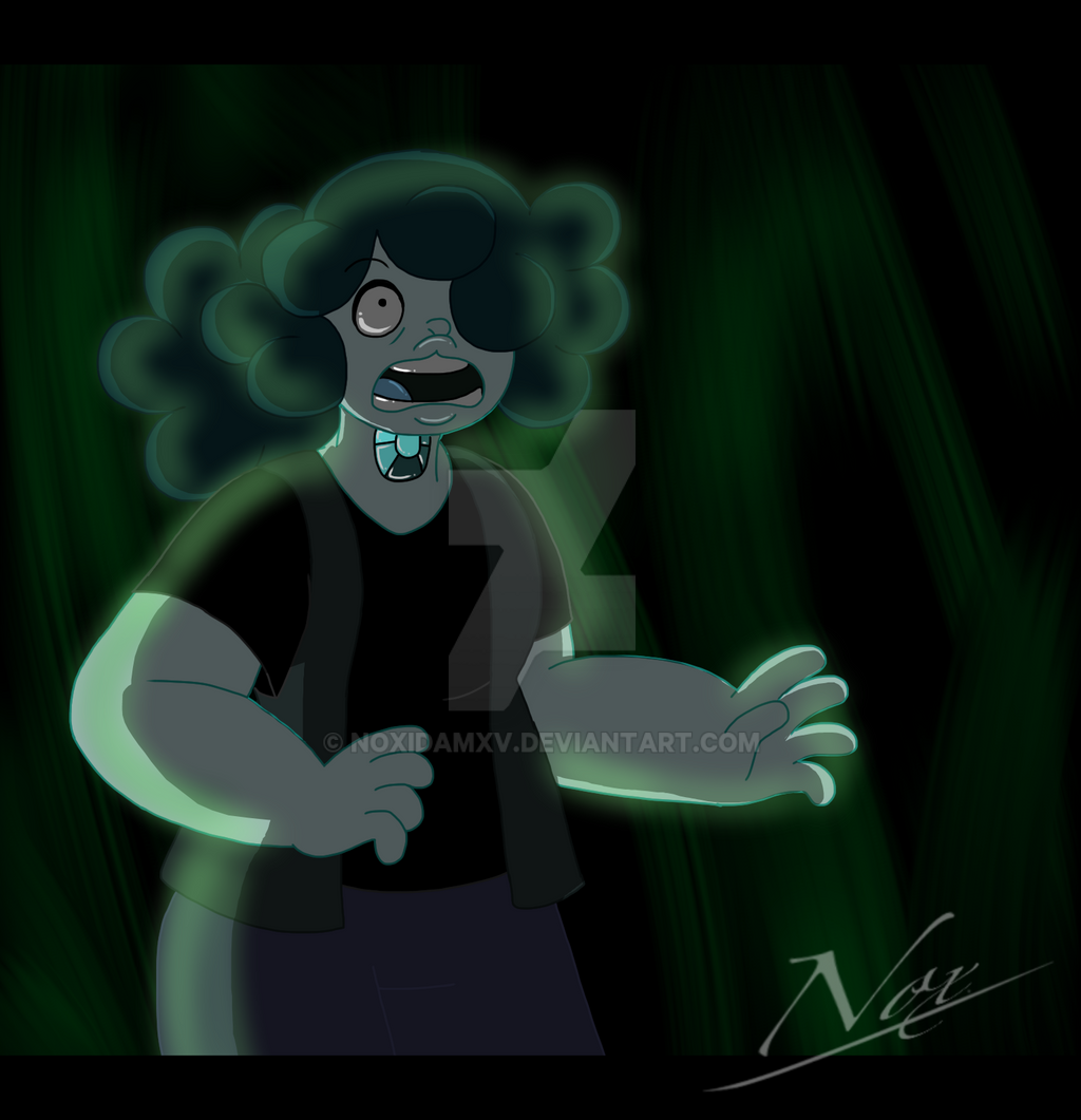 Zircon's reaction to Emerald by NoxidamXV