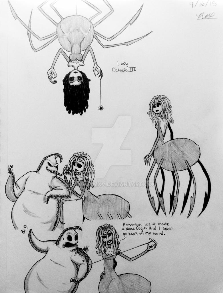 Insective Gambling Sketchdump by NoxidamXV
