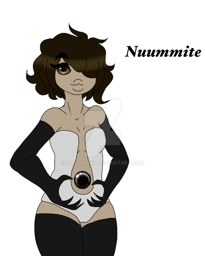 Request 1 - Nuummite  by NoxidamXV
