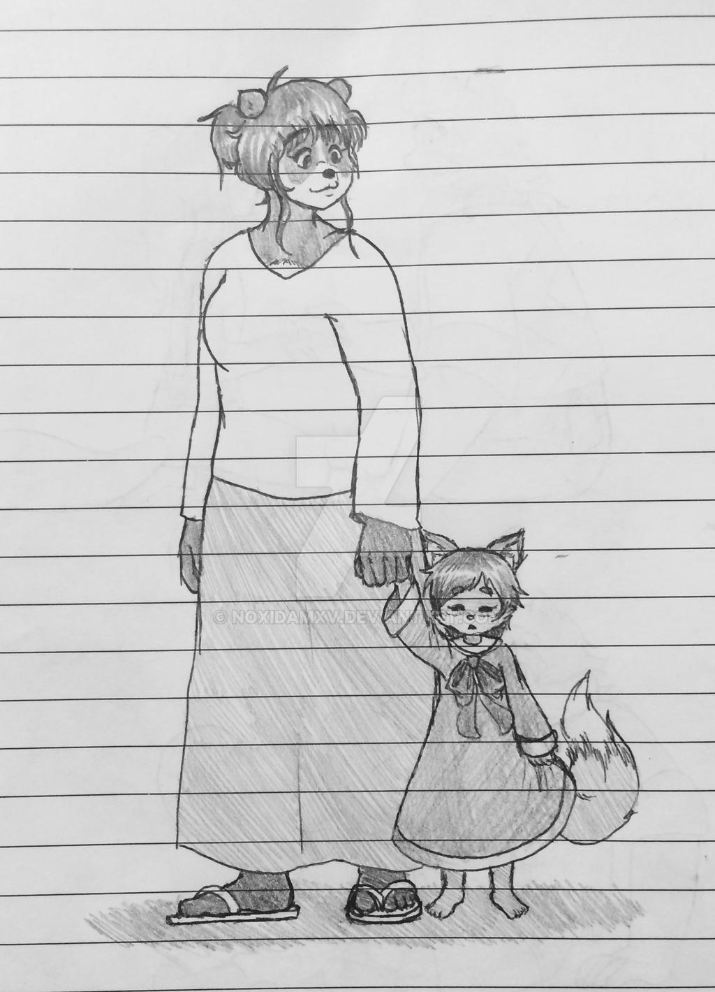 Motherly Love by NoxidamXV