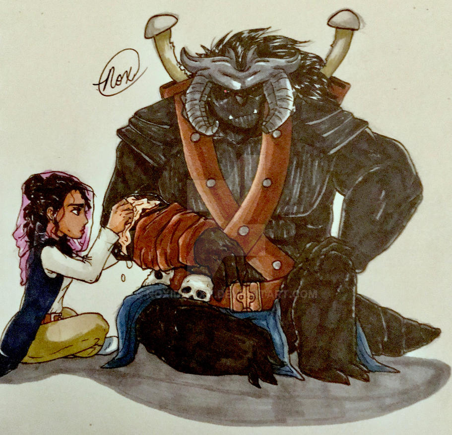The Amirat and the Vicious by NoxidamXV