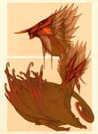 Character species sketches