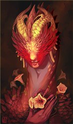 Auction Prize| Wild Beauties by SunDier