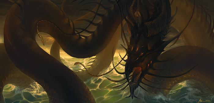 Abyssal Plains Serpent
