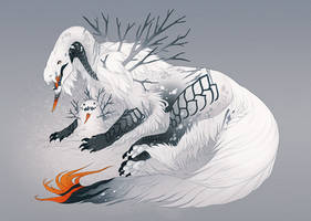 Comm| Snow Friend by SunDier