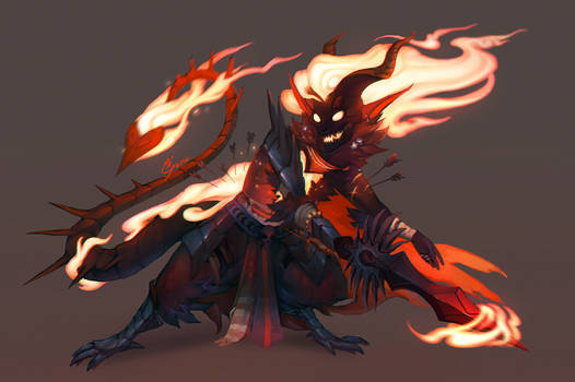 Comm| Heart of Flame
