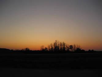 Autumn Sunset by toshina