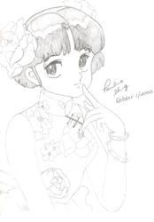 Akane Tendo by toshina