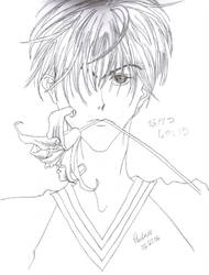 Nakatsu Sexy by toshina