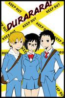 Durarara by bluepen731