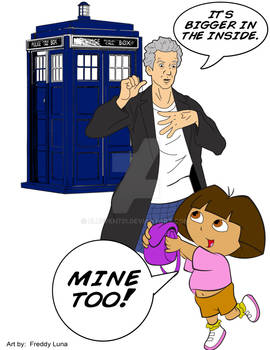Dora and The Doctor