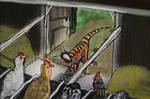 JURASSIC AFTERMATH (BONUS)- STIGGY IN A BARN