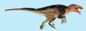 JW3 FAN-CONCEPT: POSSIBLE FEATHERED RAPTOR?