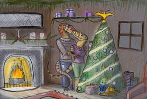 SCU FAN-ART POST 41: Christmas SCU 2019
