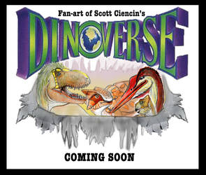DINOVERSE PROJECT TEASER