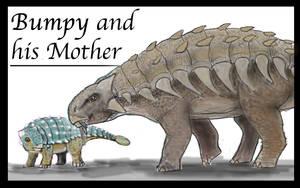 Camp Cretaceous: Bumpy and his Mother