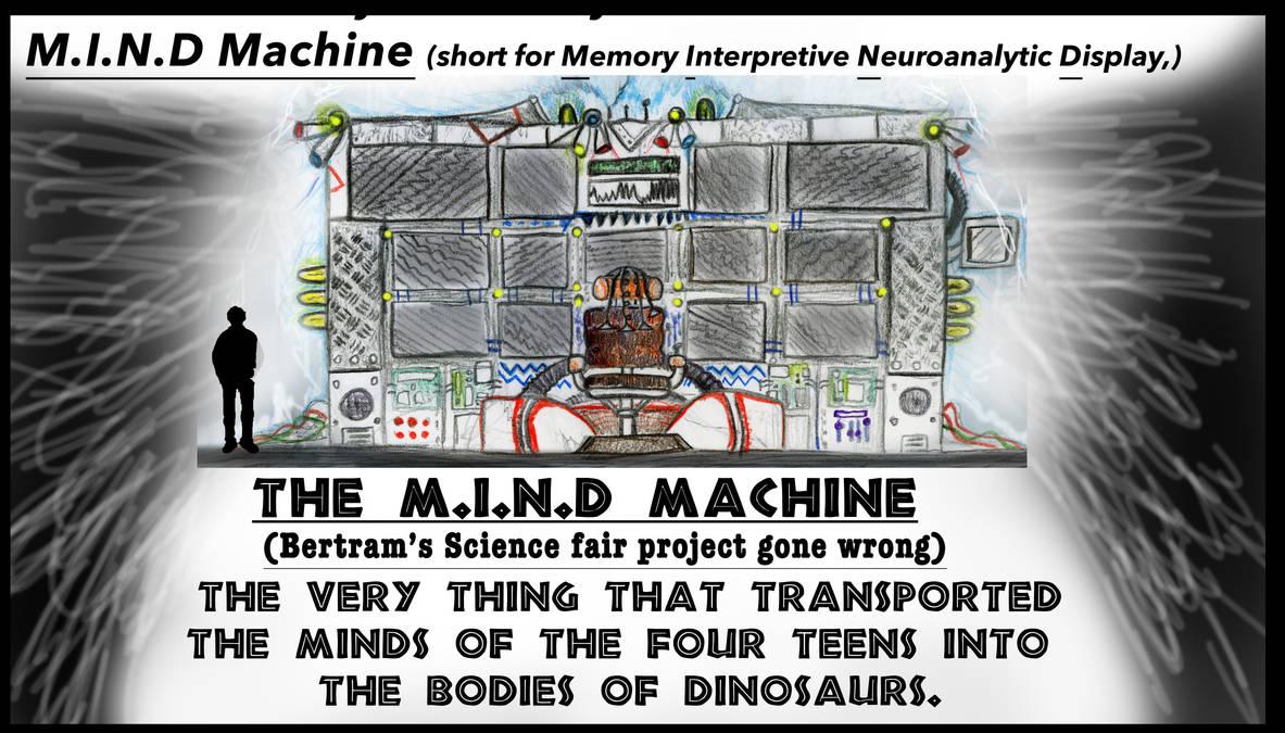 DINOVERSE PROJECT: M.I.N.D Machine