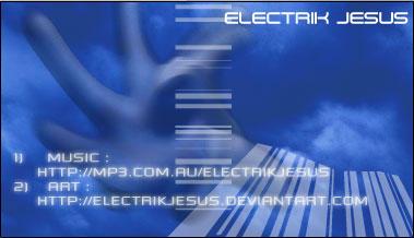 electrikjesus's Profile Picture