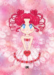 Chibi Chibi Valentines by Angel-Creations
