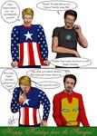 SS Avengers for Phoneix-Faerie