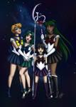 Tuxecret Santa for animerunner by Angel-Creations