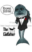 The Codfather by Angel-Creations