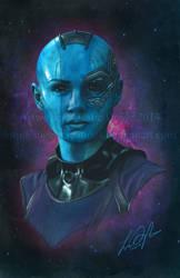 Guardians of the Galaxy: Nebula