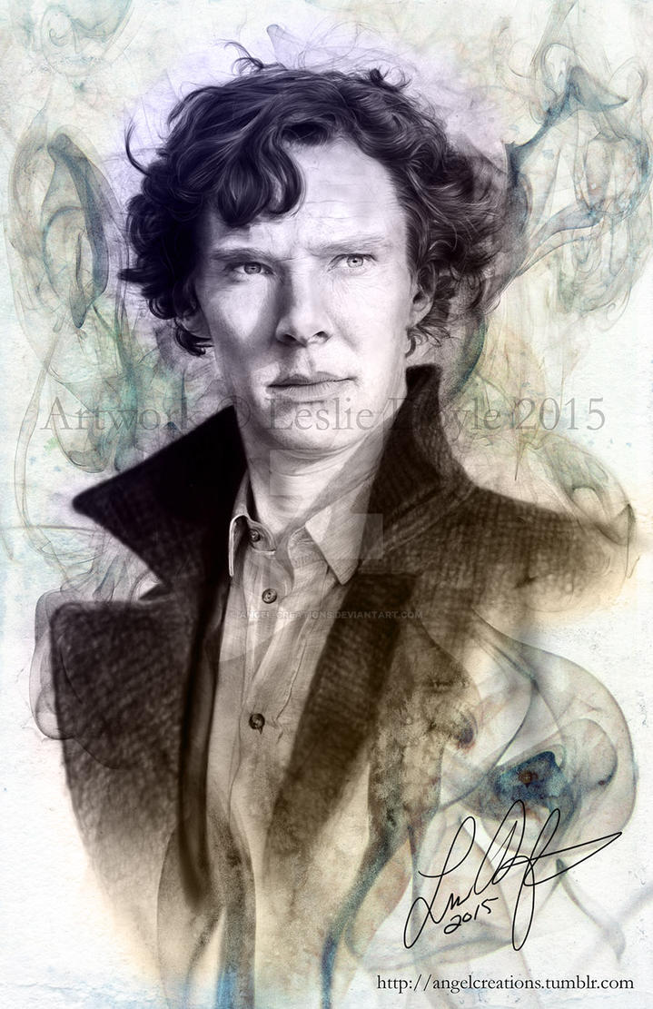 Consulting Detective: Sherlock by Angel-Creations