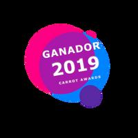 CA2019 STICKER GANADOR