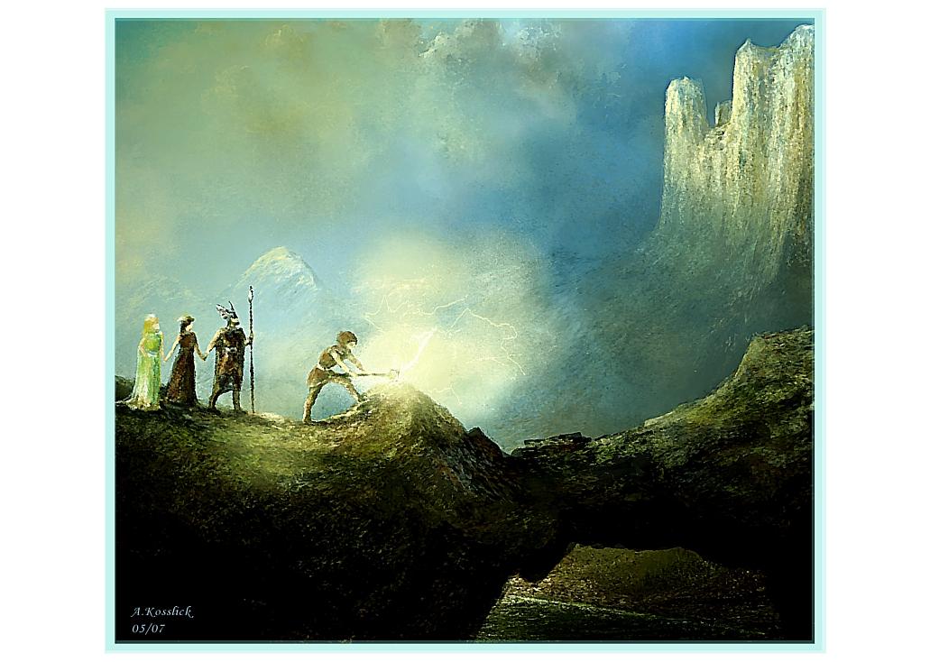 Rheingold I by andrekosslick