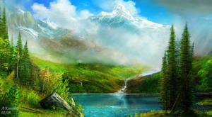 Mountain splendor 1