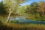 sketch landscape colors Ic