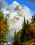 study alps mountains 5