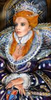 Elisabeth 1 of Tudor England