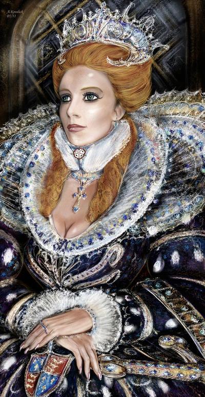 Elisabeth of Tudor England 2