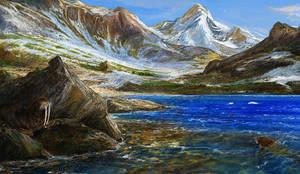 Spitzbergen study 3