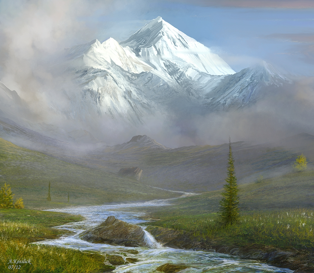 Alaska virgin beauty 2a by andrekosslick