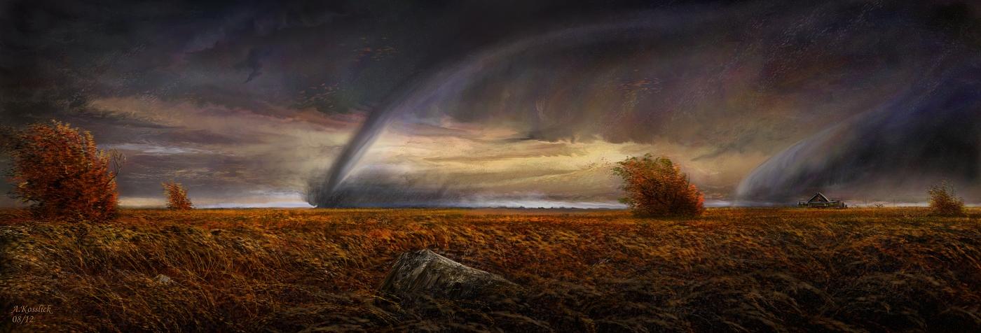 tornado nightmare study VI