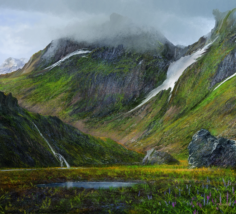 attempt old iceland lava valley 1 by andrekosslick