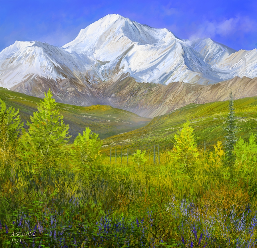 alaska tundra attempt 3 by andrekosslick