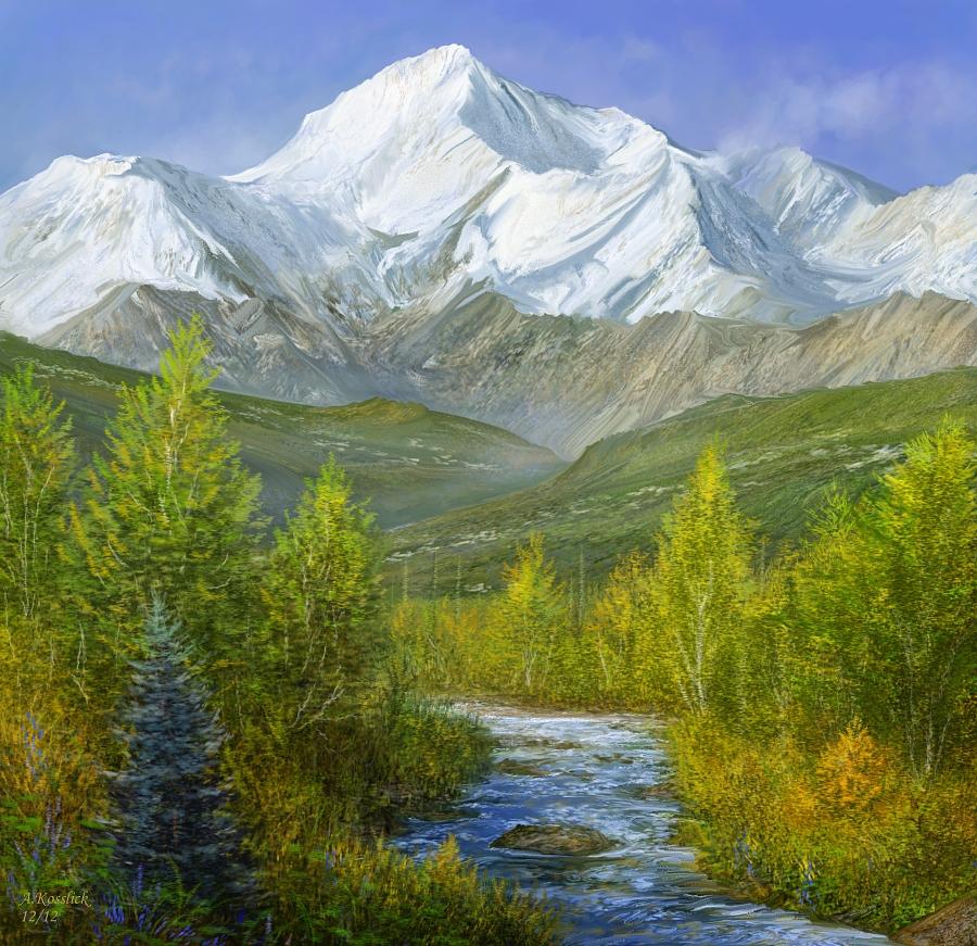 alaska tundra attempt 3a by andrekosslick