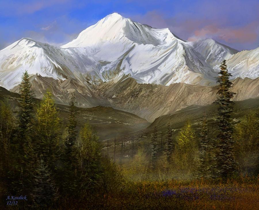 alaska tundra attempt 3b by andrekosslick