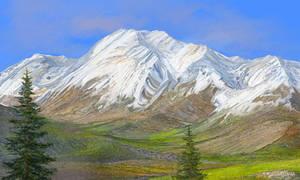 alaska mountains study detail